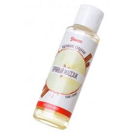 Масло для массажа «Пряный массаж» с ароматом яблока и корицы - 50 мл.